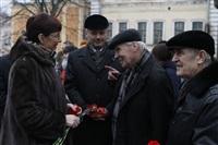 Открытие памятника Василию Жуковскому в Туле, Фото: 2