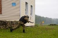 В Туле спецподразделения ОМОН и СОБР провели учения, Фото: 5