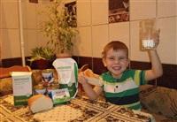 "Любит мама, любит папа,Люблю я - и все вокруг:Молоко ""Бежин луг""! Фото liska1979, Фото: 14"