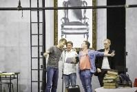 Репетиция в Тульском академическом театре драмы, Фото: 12