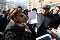 Собрание жителей в защиту Березовой рощи. 5 апреля 2014 год, Фото: 31