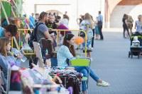 В Туле открылось новая молодежная площадка «Газон». Фоторепортаж, Фото: 40