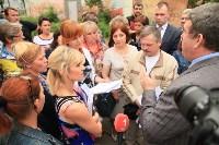 Встреча с предпринимателями на Фрунзе. 26.07.2015, Фото: 31