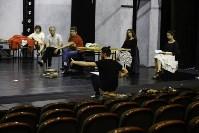 Репетиция в Тульском академическом театре драмы, Фото: 40