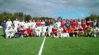Футбольный матч в День города, Фото: 1