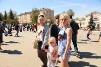 День Победы: гуляния на площади Победы. 9 мая 2015 года, Фото: 19