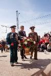 Открытие монумента и бронепоезда на Московском вокзале. 8 мая 2015 года, Фото: 63
