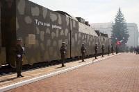 Открытие монумента и бронепоезда на Московском вокзале. 8 мая 2015 года, Фото: 84