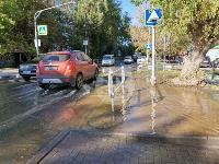 Прорыв водопровода , Фото: 11