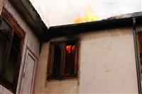 Пожар в доме по ул. Рабочий проезд. 27 сентября, Фото: 9