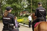 Конная полиция, Фото: 15