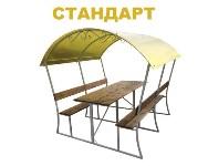 Как правильно выбрать теплицу и мебель для дачного участка, Фото: 6