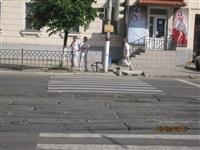Пешеходный переход на ул. Советской. Решение дорожного вопроса, Фото: 5
