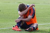 Как футболисты «Арсенала» готовятся к «Тосно», Фото: 34