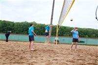 Пляжный волейбол в парке, Фото: 11