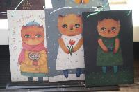 Тульская художница создает уникальные куклы из дерева, Фото: 7