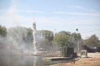 Реконструкция боевых действий. Центральный парк. 9 мая 2015 года, Фото: 44