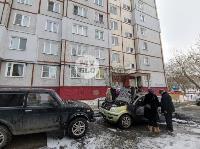 В Туле на улице Ф. Энгельса сгорел припаркованный Ford, Фото: 3