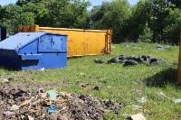 В Тульской области незаконно сжигали московский мусор, Фото: 16