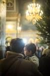 Рождественская служба 7 января 2017 года, Фото: 77