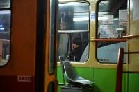 Столкнулись автобус и трамвай. 17 февраля 2016 года, Фото: 5