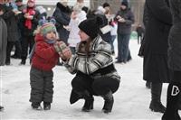 проводы Масленицы в ЦПКиО, Фото: 5