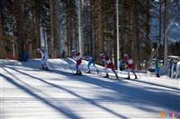 Состязания лыжников в Сочи., Фото: 38