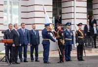 Путин в Суворовском училище, Фото: 58