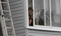 Восстановление домов в селе Воскресенское после урагана. 2.07.2014, Фото: 18