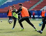 "Тренировка ""Арсенала"" в Саранске, Фото: 28"