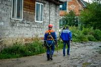 В Плеханово убирают незаконные строения, Фото: 39