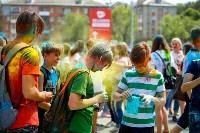 В Туле прошел фестиваль красок и летнего настроения, Фото: 48
