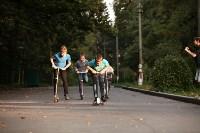Туляки «погоняли» на самокатах в Центральном парке, Фото: 29