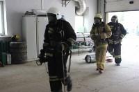 Тульские пожарные обучили таможню  бороться с огнём, Фото: 3