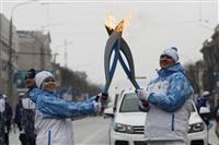 Эстафета паралимпийского огня в Туле, Фото: 29