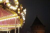 На Казанской набережной установили музыкальную карусель, Фото: 8