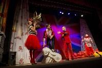 Спектакль Шикарная свадьба. Мария Горбань, Фото: 60