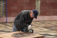 Владимир Груздев проинспектировал строительство мемориала «Защитникам неба Отечества». 20 июля 2015, Фото: 12