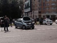 Массовое ДТП на проспекте Ленина, Фото: 12