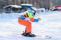 Первый этап чемпионата и первенства Тульской области по горнолыжному спорту, Фото: 103