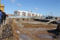 Закладка фундамента для пяти домов в Скуратово. 5.04.2014, Фото: 2