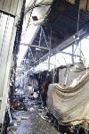 """Сгорел рынок """"Салют"""", Фото: 20"""