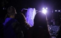 Открытие светомузыкального фонтана возле драмтеатра, Фото: 26