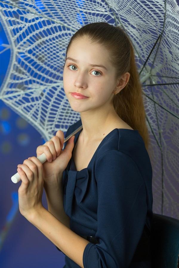 Маша Шатова, 13 лет