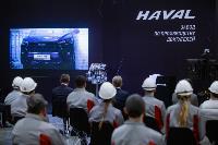 Старт строительства завода двигателей HAVAL, Фото: 5