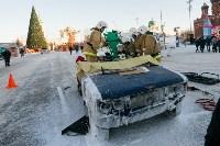 День спасателя. Площадь Ленина. 27.12.2014, Фото: 37