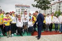 В Сочи губернатор Алексей Дюмин встретился с делегацией Тульской области, Фото: 9