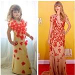 Платья четырехлетнего модельера, Фото: 17