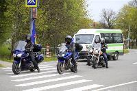 Тульские байкеры почтили память героев в Ясной Поляне, Фото: 7