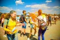 В Туле прошел фестиваль красок и летнего настроения, Фото: 121